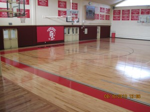 Atheltic Flooring