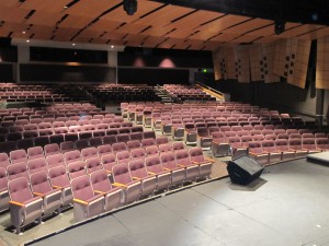 Auditorium Seating Installation