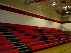 Bleachers High School Open