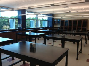 Education Lab Tables